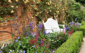 Small Garden Border Ideas Rhs Advice How To Get The Most Out Of Your Narrow Borders The