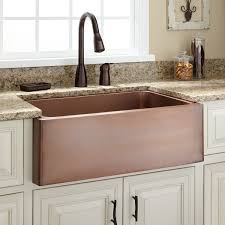 Farmhouse Sinks Apron Front Sinks Signature Hardware - Kitchen sinks apron front
