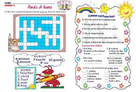 grammar worksheets grade 2 plurals common and proper nouns