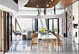 kitchen open to dining room living room stunning elegant coastal open space living room