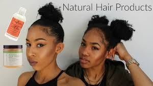 Best Natural Hair Products by Natural Hair Products 3c 4a Hair Youtube