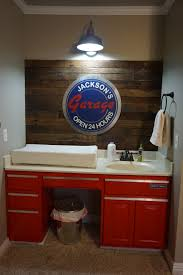 Tool Box Dresser Ideas by A Changing Table Made From A Tool Box For A Car Themed Nursery