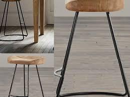 furniture coaster dining sets solid wood swivel bar stools