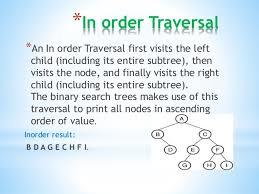 binary tree and binary search tree