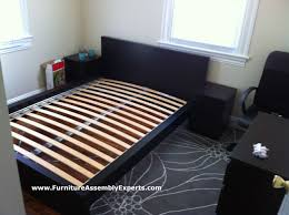 Assembling A Bed Frame Ikea Malm Bed And Stand Assembled In Washington Dc By