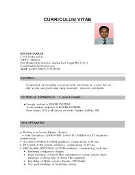 Resume Update Update My Resume Haadyaooverbayresort Com