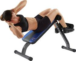 amazon com pure fitness weight training workout adjustable ab
