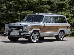 jeep kaiser wagoneer the drainage 5 automobiles i love