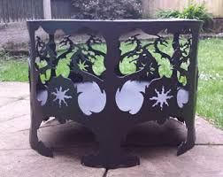 Dragon Fire Pit by Bespoke Handmade Celtic Dragon Fire Pit Chiminea Patio