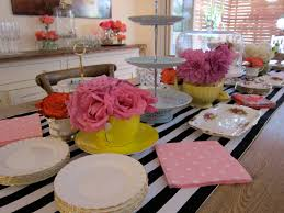 Kitchen Tea Food Ideas by 100 Kitchen Tea Decoration Ideas Best 25 Pink Table
