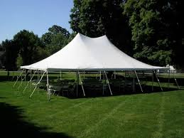 30 x 30 frame tent stuff party rental