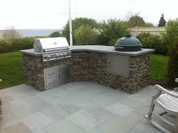 outdoor kitchen island kits l shaped outdoor kitchen collection also beautiful island kits