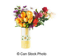 Flowers In A Vase Images Stock Image Of Bouquet Of Fresh Flowers In A Vase Black