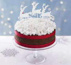 quick and easy christmas cake decorating ideas sweets photos blog