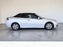 pre owned 2008 saab 9 3 2 0t 2d convertible in scottsdale kp3341