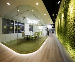 green bureau study inside swiss bureau office design middle east