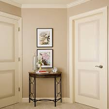 Painting 6 Panel Interior Doors Faux Panel Painted Door
