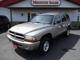 2001 Dodge Durango Interior 2001 Dodge Durango Slt 4wd 4dr Suv In Foley Mn Midstate Sales