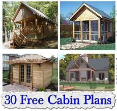 free cabin plans 30 fantastic free small cabin plans