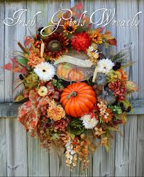 Fall Wreaths Irish U0027s Wreaths Where The Difference Is In The Details