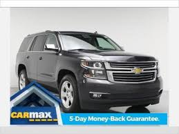 Rental Cars In Port St Lucie Used Chevrolet Tahoe For Sale In Port Saint Lucie Fl Edmunds
