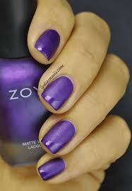 lydia u0027s nails matte and glossy nail art with zoya matte velvet