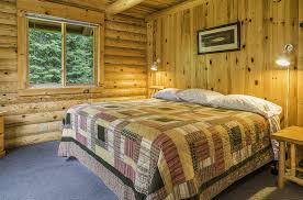 Open Floor Plans Log Homes by Hummingbird Log Cabin Rental Lake Vermilion White Eagle Resort