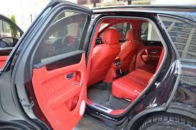 2017 bentley bentayga red interior 2017 bentley bentayga stock gc2153 for sale near chicago il
