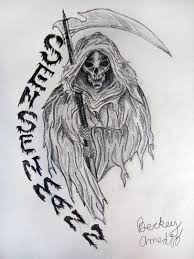 grim reaper tattoo design by beckey0904 on deviantart
