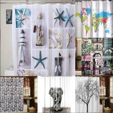 Seashell Curtains Bathroom Bathroom Fabulous Music Shower Curtain Cartoon Shower Curtains