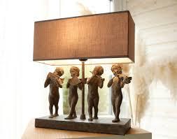 lampe de chevet montagne luminaire lampe bougie photophore becquet