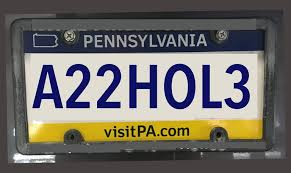 Pa Vanity Plates What Can U0027t You Put On Your License Plate In Pennsylvania