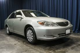 2002 toyota camry le fwd northwest motorsport