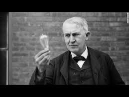 how did thomas edison invent the light bulb thomas edison s light bulb youtube