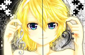 Puzzle Len Kagamine Mirrors Vocaloid Image 1348184 Zerochan Image