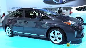 2015 Toyota Prius Hybrid Exterior And Interior Walkaround 2015