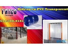 rideau chambre froide rideau en pvc pour votre chambre froide congélateur neuf à vendre