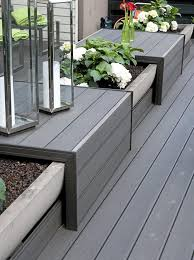 Modern Garden Planters Best 25 Planter Bench Ideas On Pinterest Cedar Bench Back
