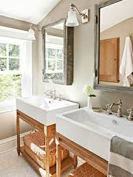 bathroom sink design ideas bathroom sink ideas better homes gardens