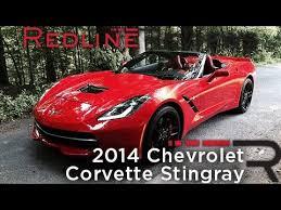 2014 chevrolet corvette stingray review 2014 chevrolet corvette stingray redline review