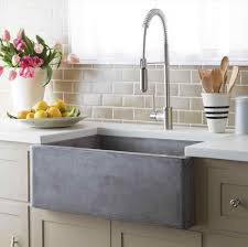 Kitchen Sink On Sale Doublebowl Copper Farmhouse Sink Kitchenrhsignaturehardwarecom