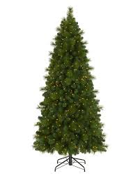 slim and pencil artificial christmas trees treetopia