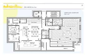 beautiful interior design and floor plan drawing home design