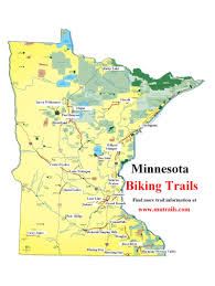 Tettegouche State Park Map by Bike Trails In Minnesota Minnesota Bed And Breakfast Association