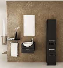 wall bathroom sink cabinet single sink wall mounted modern
