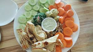 The Mediterranean Vegan Kitchen - mediterranean plate app yelp