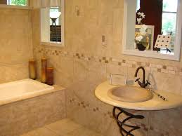 Bathroom Mosaic Tile Designs by Cute Mosaic Tile Designs Bathroom With Photo Of Model On Ideas