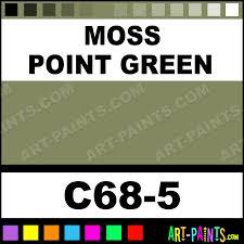 moss point green interior exterior enamel paints c68 5 moss