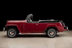 willys jeepster interior fox motorsports
