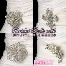 Wedding Dress Sashes Bridal Sashes And Bridal Belts From With This Bling